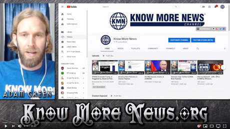 Adam Green and Know More News