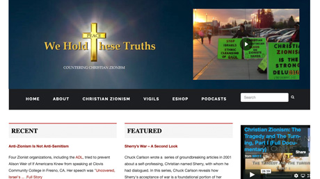 We Hold These Truths website